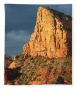 Sunny Side Of Sedona Fleece Blanket