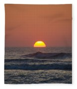Sunrise - Sunset Fleece Blanket