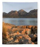 Sunset Coast Fleece Blanket