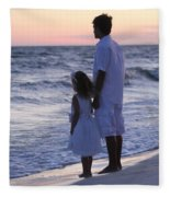 Sunset Kids Fleece Blanket