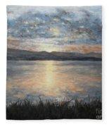 Irish Landscape 23 Fleece Blanket