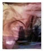 Sunset Pond Fleece Blanket