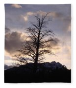 Sunset Ridge Fleece Blanket