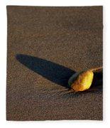 Sunset Stone Fleece Blanket