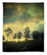 Sunset Trip Fleece Blanket