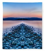 Sunset Way Fleece Blanket