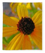 Sunshine On Susan Fleece Blanket