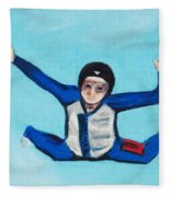 Super Kid Fleece Blanket