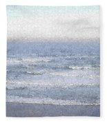 Surf Fleece Blanket