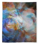 Surf Of The Spirit Fleece Blanket