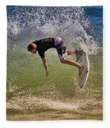 Surfer 9222013 Fleece Blanket