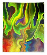 Surreal Impulse.. Fleece Blanket