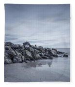 Surrender To The Sea Fleece Blanket