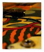 Sweet Fender Precision Bass Fleece Blanket
