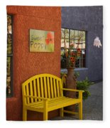 Sweet Poppy Shops Tubac Arizona Dsc08406 Fleece Blanket