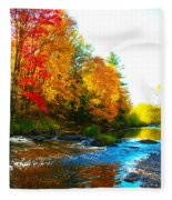 Sweet Serenity Fleece Blanket