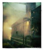 Sweet Steam Fleece Blanket