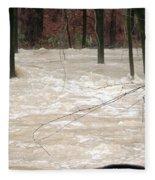 Swift Waters Fleece Blanket