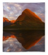 Swiftcurrent Reflection Fleece Blanket