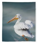 Swimming Away Fleece Blanket