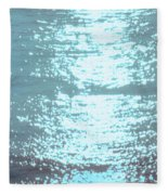 Swimming Together Fleece Blanket