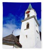 Swiss Church Fleece Blanket