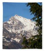 Swiss Fleece Blanket