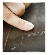 Sydney Fleece Blanket