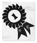 Symbol Achievement Fleece Blanket