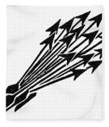 Symbol Unity Fleece Blanket