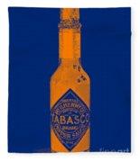 Tabasco Sauce 20130402grd2 Fleece Blanket