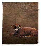 Tag Number 1121 Fleece Blanket