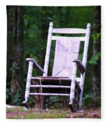 Take Time To Relax Fleece Blanket