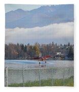 Takeoff 2 Fleece Blanket