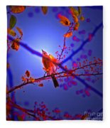 Taking Flight By Jrr Fleece Blanket