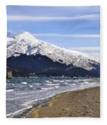 Taku Winds Fleece Blanket