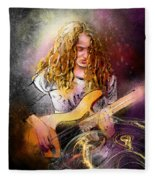 Tal Wilkenfeld Fleece Blanket
