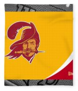 Tampa Bay Buccaneers Fleece Blanket