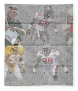 Tampa Bay Buccaneers Legends Fleece Blanket
