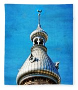 Tampa Beauty - University Of Tampa Photography By Sharon Cummings Fleece Blanket