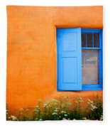 Taos Window IIi Fleece Blanket