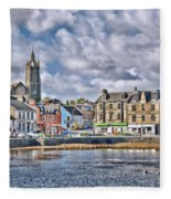Tarbert -  Loch Fyne Fleece Blanket