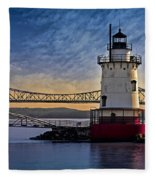 Tarrytown Light Fleece Blanket