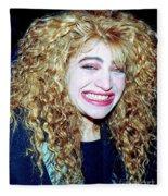 Taylor Dane 1988 Fleece Blanket