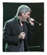 Taylor Hicks Fleece Blanket