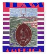 Team America Fleece Blanket