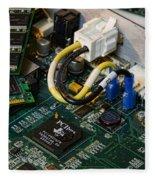 Technology - The Motherboard Fleece Blanket