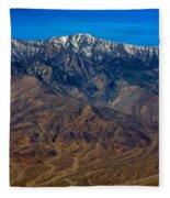 Telescope Peak Fleece Blanket