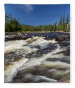 Temperance River 4 Fleece Blanket