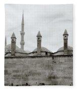 Ten Minarets Fleece Blanket